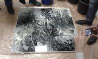 Polimeric Likit 3D Efekti Verilmiş Foto Zemin Kaplaması