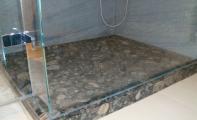 Granit Mermer Duş Kabin