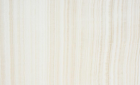Beyaz Onix, beyaz onyx mermer, vein cut kesim white onyx, vein cut beyaz onyx mermer, onyx mermer bloğun plaka kalınlığına kesiminin yönü taşın görsel efektini etkiler. Aynı blok mermeri enine kesimle boyuna kesim arasında desen ve görsellik açısından çok büyük fark oluşur. enine kesimler cros cut olarak adlandırılır.
