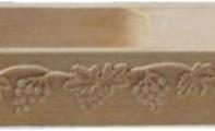 ALT-41 \ Traverten Motif Desenli Lavabo  (Ölçüler : 90*46*12 cm)