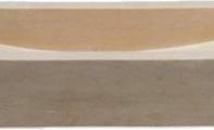 ALT-43 \ Traverten Mermer Lavabo Modeli  (Ölçüler : 70 * 46 * 10 cm)