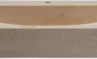 ALT-44 \ Traverten Mermer Lavabo Modeli  (Ölçüler : 90*46*12 cm)