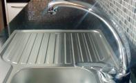 Çimstone siyah kristalli mutfak tezgahı. Cimstone 759 Savana