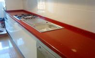 Çimstone orjinal recife modeli mutfak uygulaması. Çimstone doğru ellerde işlendiğinde mükemmel bir kullanım ve görsellik sağlar.