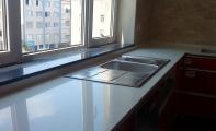 Çimstone Arcadia Mutfak Bankosu, Çimstone Kadıköy yakası yetkli uygulama merkezi Altaş Granit.
