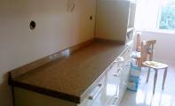 Çimstone Mutfak Tezgahı Ada tezgah uygulaması