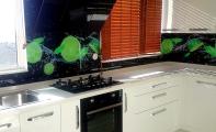 Mutfak_dolap_arası_3 boyutlu_cam_kaplama-Limon desenli cam panel-Triadoor