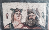 dini figürlü mozaikler, resim desenli 3D mozaik kaplama,