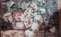 desenli mozaikler, oda duvarları için mozaik kaplamalar, duvarlar için kalıcı çözüm.. Mozaik kaplama