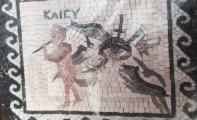 Mozaik logo, mozaik desen,mozaik figür, mozaik resim