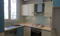 mutfak arası cam. dekoratif cam mozaikler, tezgah arkası cam fayans