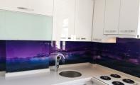 cam mutfak tasarımları, mutfaklar için hijyenik cam kaplama, en temiz kullanımlı  cam mutfak,