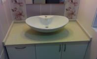 Çimstone Sines banyo uygulamaları. Çimstone İstanbul anadolu yakası - maltepe uygulaması.