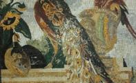 resimli duvar kaplamaları, duvarlar için resimli döşemeler, mozaik resim, mermer resim,