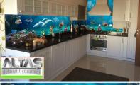 Mutfak Tezgah Arası Panel Görselleri - PANEL 060