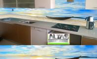 Mutfak Tezgah Arası Panel Görselleri - PANEL 061