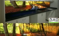 Mutfak Tezgah Arası Panel Görselleri - PANEL 063