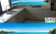 Mutfak Tezgah Arası Panel Görselleri - PANEL 076