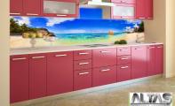 Mutfak Tezgah Arası Panel Görselleri - PANEL 085