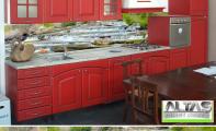 Mutfak Tezgah Arası Panel Görselleri - PANEL 086