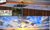 Mutfak Tezgah Arası Panel Görselleri - PANEL 046