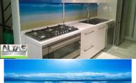 Mutfak Tezgah Arası Panel Görselleri - PANEL 057