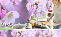 Mutfak Tezgah Arası Panel Görselleri - PANEL 104