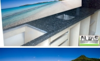 Mutfak Tezgah Arası Panel Görselleri - PANEL 110 - Mutfak tezgah arası cam panel