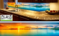 Mutfak Tezgah Arası Panel Görselleri - PANEL 002