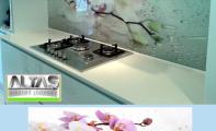 Mutfak Tezgah Arası Panel Görselleri - PANEL 011