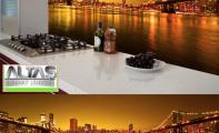 Mutfak Tezgah Arası Panel Görselleri - PANEL 016