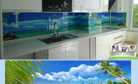 Mutfak Tezgah Arası Panel Görselleri - PANEL 022