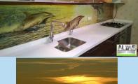 Mutfak Tezgah Arası Panel Görselleri - PANEL 027