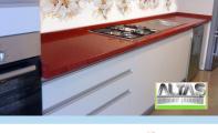 Mutfak Tezgah Arası Panel Görselleri - PANEL 030