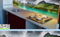 Mutfak Tezgah Arası Panel Görselleri - PANEL 035