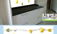 Mutfak Tezgah Arası Panel Görselleri - PANEL 038