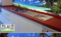 Mutfak Tezgah Arası Panel Görselleri - PANEL 040