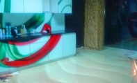 3d mutfak dolabı, 3D tezgah arası panel, 3D polimerik zemin kaplama