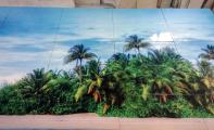 Resim baskılı fayans imalatı, resim baskılı cam mozaik imalatı