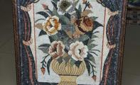 doğal taş duvar dekorları, taş mozaik duvar resimleri, sanat ve taşın buluşma noktası Altaş mosaic art