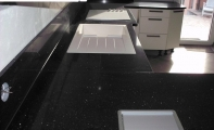 Granit Star Galaxi L Mutfak Tezgahı. Granit ürünlerimizin tamamı Doğaldır. Yapay ürün grubumuz yoktur.
