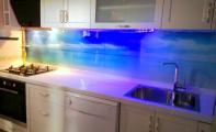 Mutfak Cam Kaplama. Mozaik ve fayansa son. Triadoor mutfak panel camları.