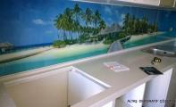 Boyutlu mutfak duvar çözümleri. TRIADOOR resimli panel seçenekleri ALTAŞ güvencesi ile