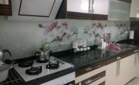 Mutfak Arası Resimli Cam Karolar - Triadoor, cam panellerin kırılma ve  çizilme direnci yüksektir, cam mutfak panelleri görsel baskılı olduğundan sabun ve kireç lekesini asla göstermez,